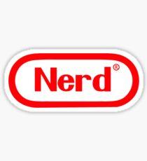 NERD! Sticker