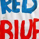 Red Blue by Tara Lea