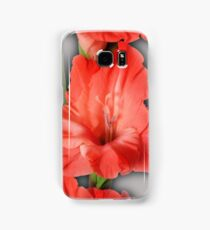 gladiola in pastel tones Samsung Galaxy Case/Skin