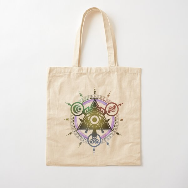 All Seeing Eye Cotton Tote Bag