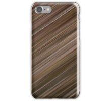 Motion blur iPhone Case/Skin