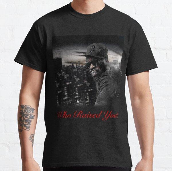 TK Kirkland Who Raised You Portait Tee TK Kirkland Merch  Classic T-Shirt