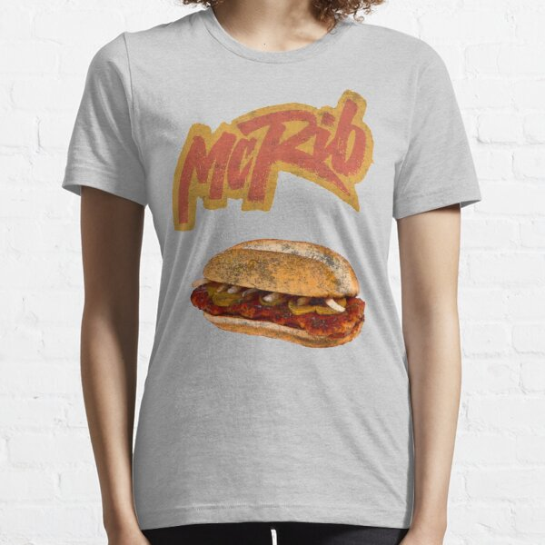 McRib (90s throwback) Essential T-Shirt