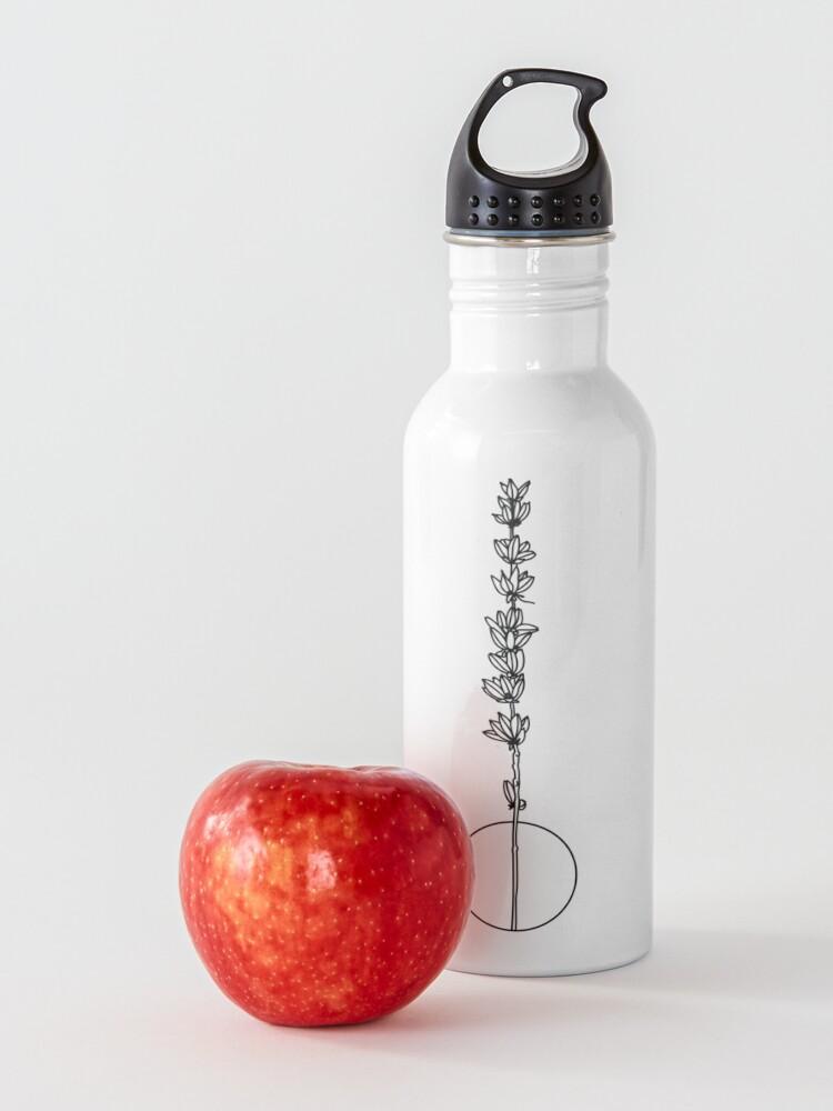 Alternate view of Lavender Flash Water Bottle