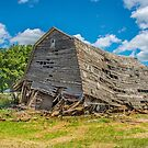 The Brandt Barn  by Jerry Walter