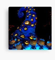 Haunted Mansion Holiday layover! Canvas Print