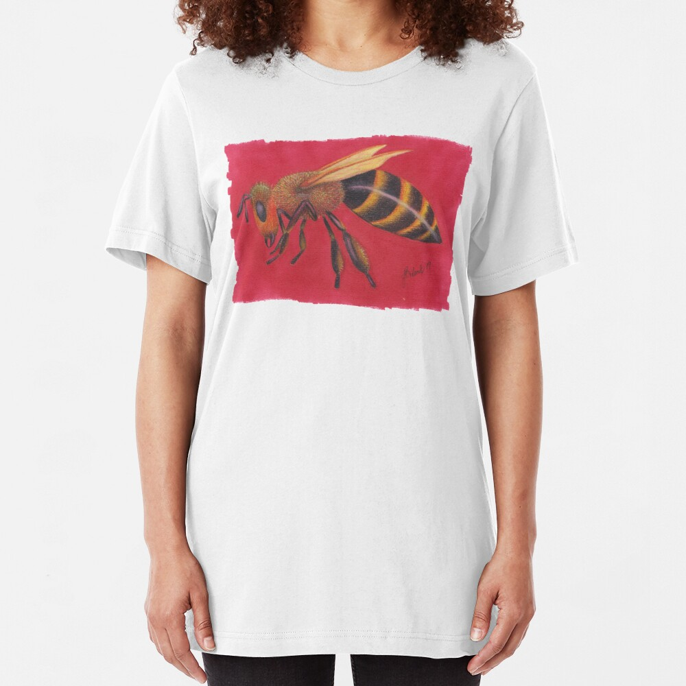 Bee (2019) Slim Fit T-Shirt