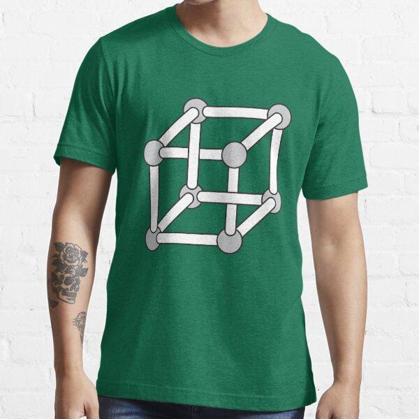 Paradox Box (Optical Illusion Cube) Essential T-Shirt