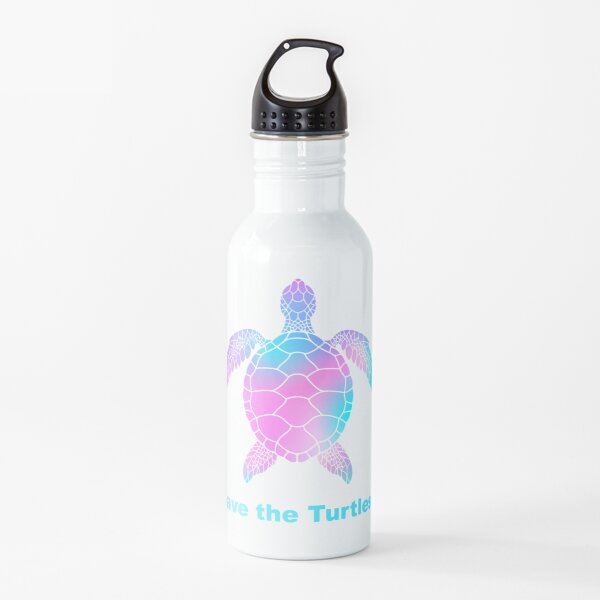 Save the Turtles Turtle vsco Water Bottle
