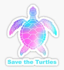 Save the Turtles Turtle vsco Sticker