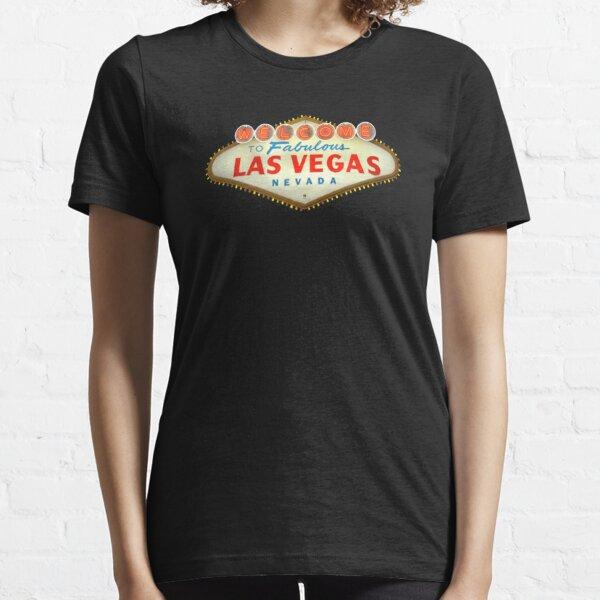 Welcome to Las Vegas Nevada Essential T-Shirt