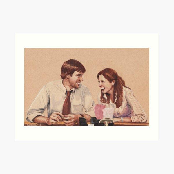 Best Dundies Ever (background free) Art Print