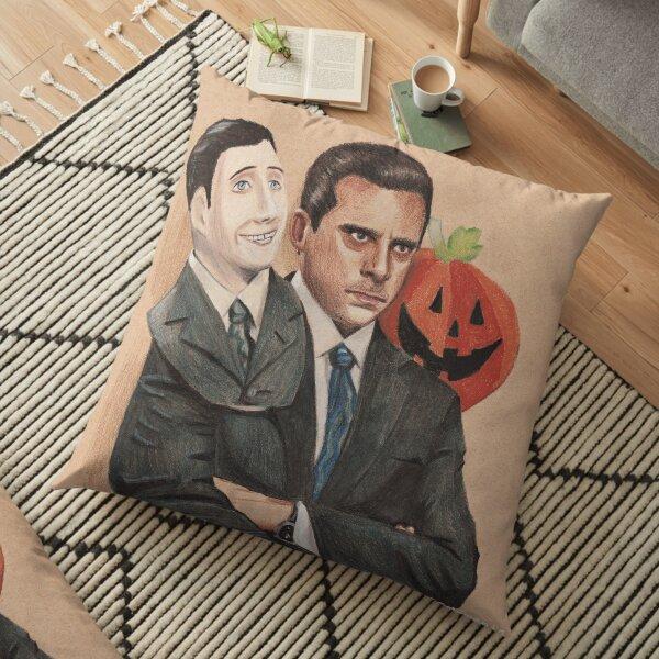 It's Very Scary Stuff Floor Pillow