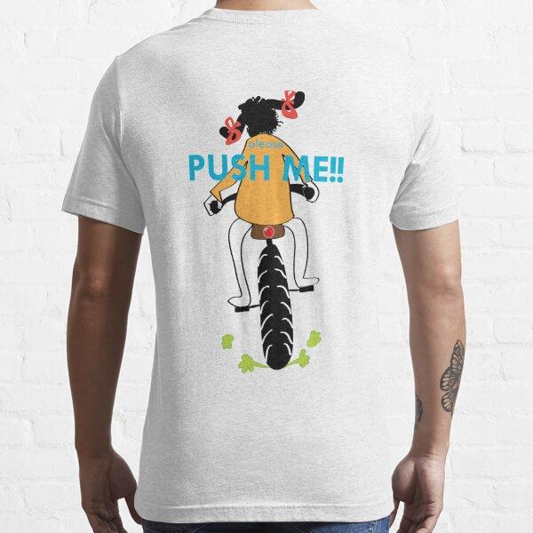 Please Push Me Essential T-Shirt