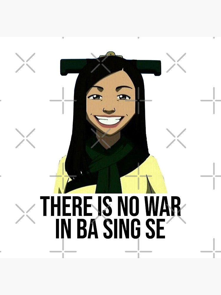 There Is No War In Ba Sing Se by artsylab