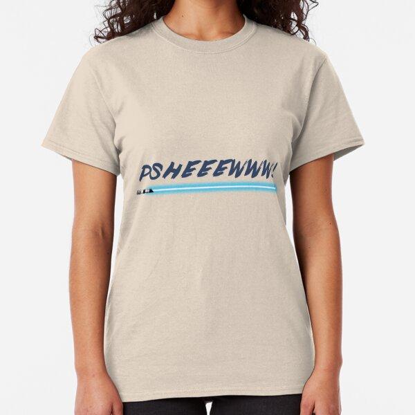 Lightsaber noise  Classic T-Shirt