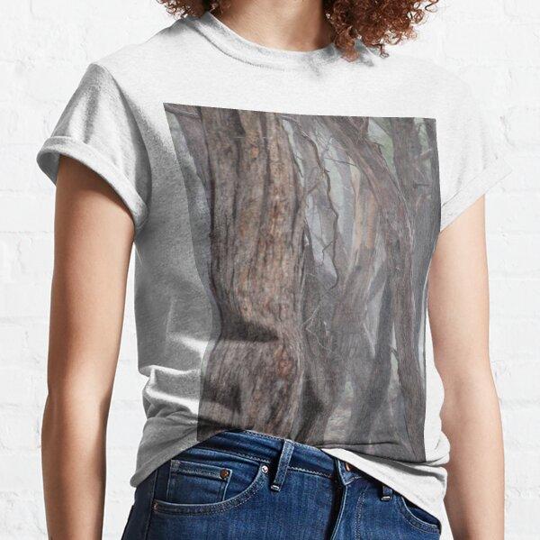 Grey Convergence Classic T-Shirt