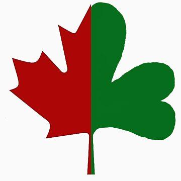 Irish Canadian/Canadian Irish by marsmercer