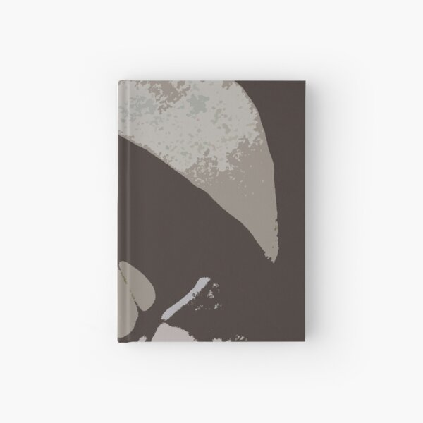 Leaf Hardcover Journal