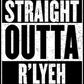 Straight Outta Rlyeh by RetroReview