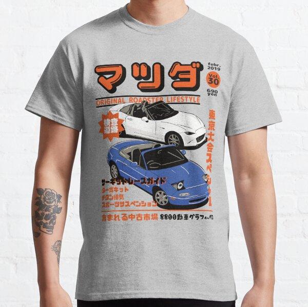 Miata Magazine T-shirt classique