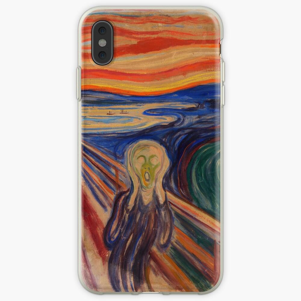 Edvard Munch The Scream Der Schrei der Natur (The Scream