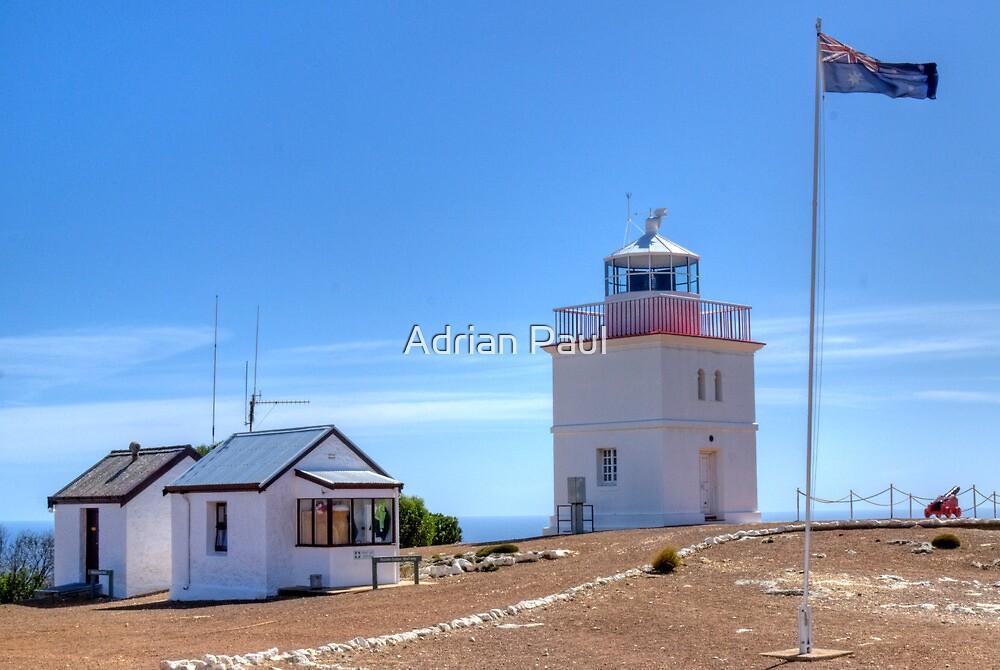 Quot Cape Borda Lighthouse Kangaroo Island South Australia