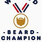 World Beard Champion by BeardGifts
