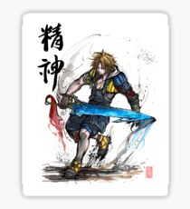 Tidus from Final Fantasy X Sticker