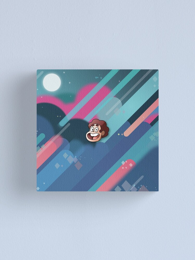 Alternate view of Steven Universe Canvas Print