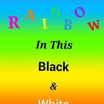 Be A Rainbow by crimsonflower13