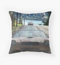 Cruiser Throw Pillow