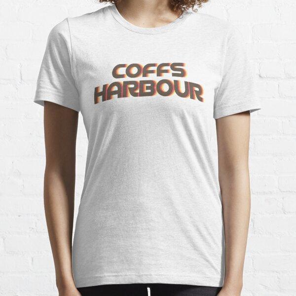 Coffs Harbour Retro Essential T-Shirt