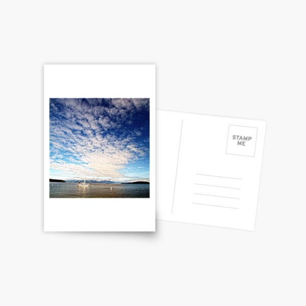 Big Sky Carry Me #2 Postcard
