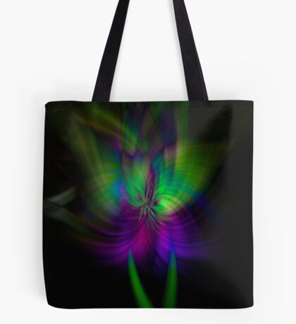Purple and Teal makes me Squeal Tote Bag