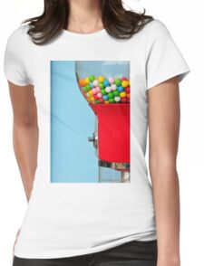 Chicle Womens Fitted T-Shirt