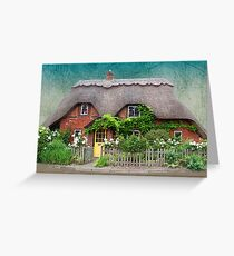 Cottage Dream Greeting Card