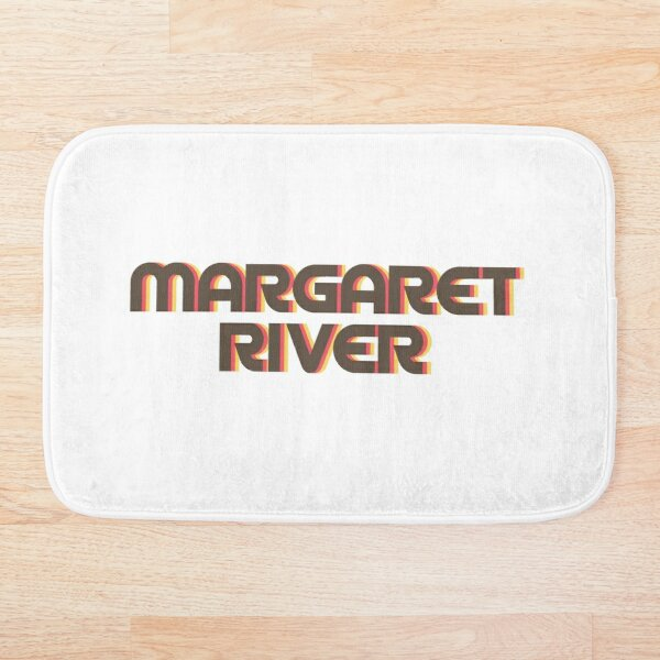 Margaret River Retro Bath Mat