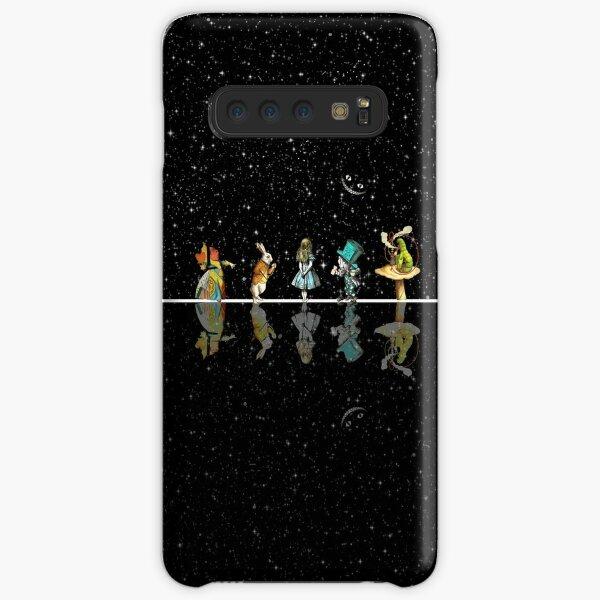 Wonderland Starry Night - Alice In Wonderland Samsung Galaxy Snap Case