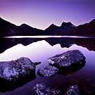 Dove Lake, Cradle Mountain, Tasmania by Matthew Stewart