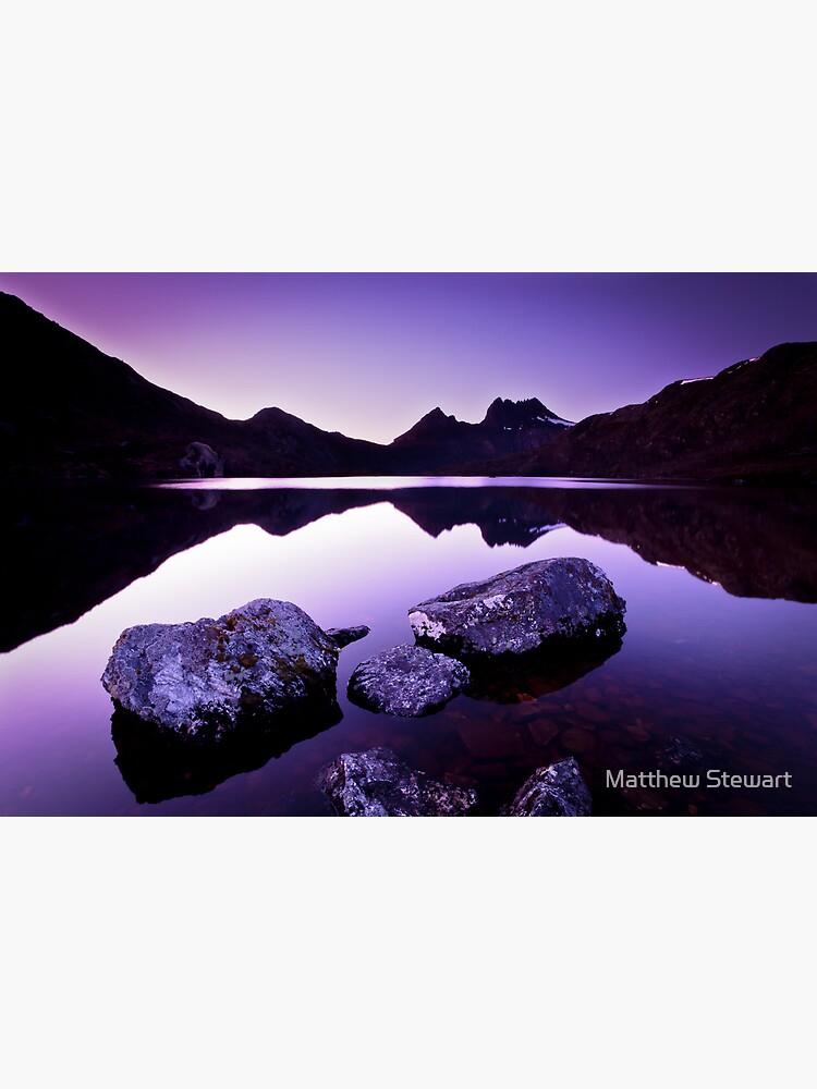 Dove Lake, Cradle Mountain, Tasmania by aramis