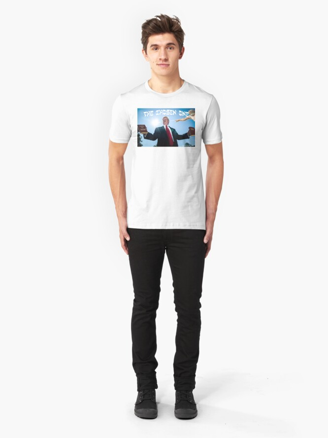 Alternate view of The Chosen One Slim Fit T-Shirt