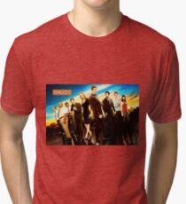 Chuck Cast Tri-blend T-Shirt