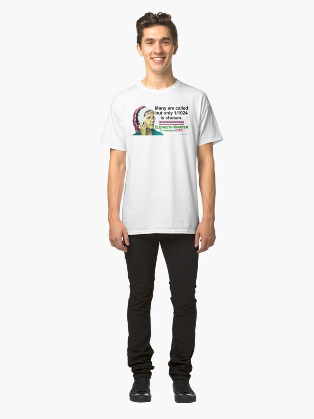 Alternate view of Elizabeth Warren 2020 Classic T-Shirt