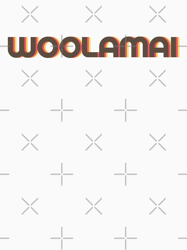 Woolamai Retro by designkitsch