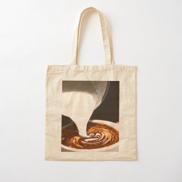 The Pour Cotton Tote Bag