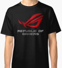 Asus Republic of Gamers Classic T-Shirt