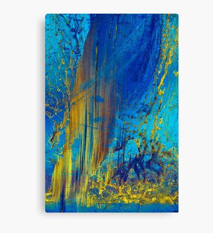 Backdraft Canvas Print