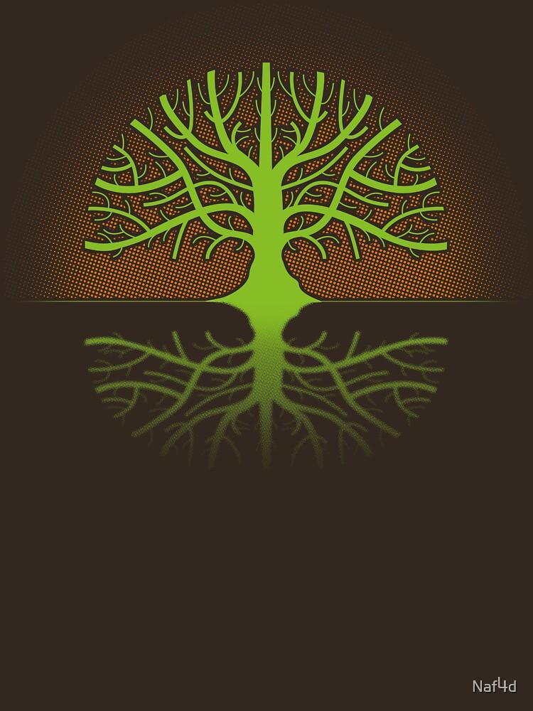 Tree T by Naf4d