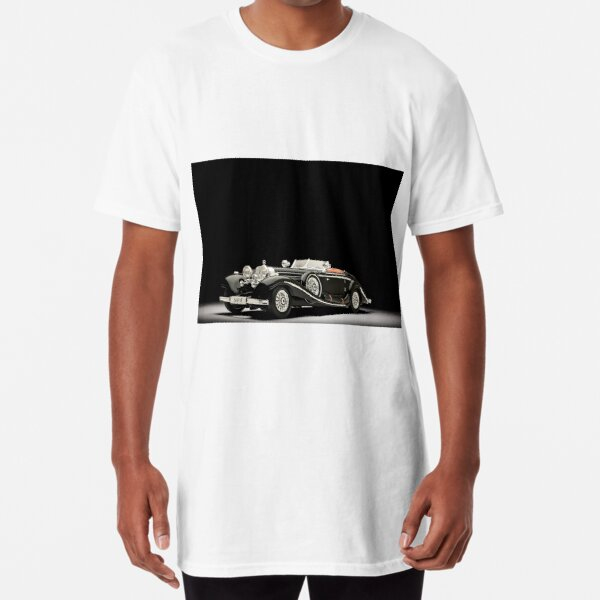 Mercedes Benz 500K Long T-Shirt